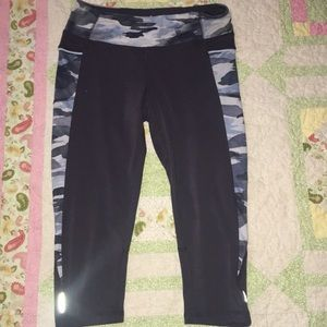 Marika camo running tights.